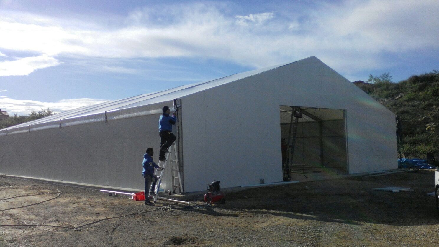 carpa 15 x 25 industrial 3