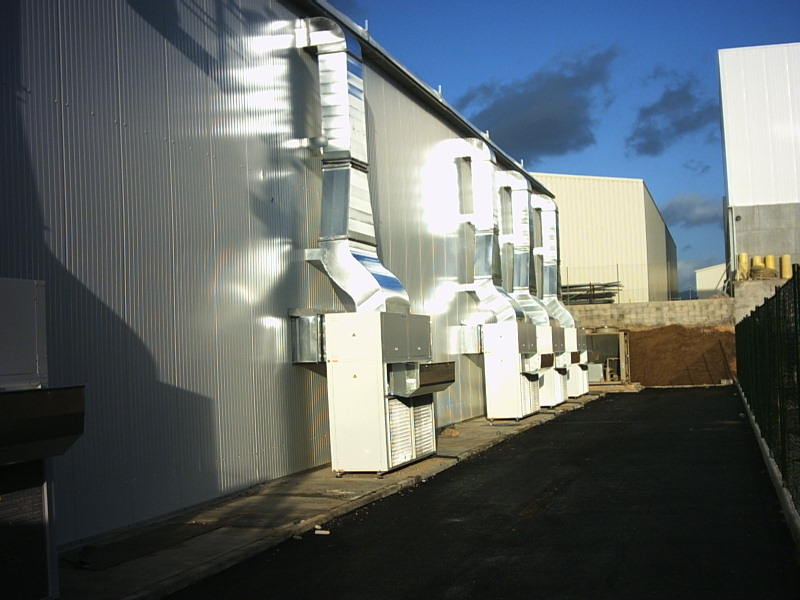 Almacenes Industriales