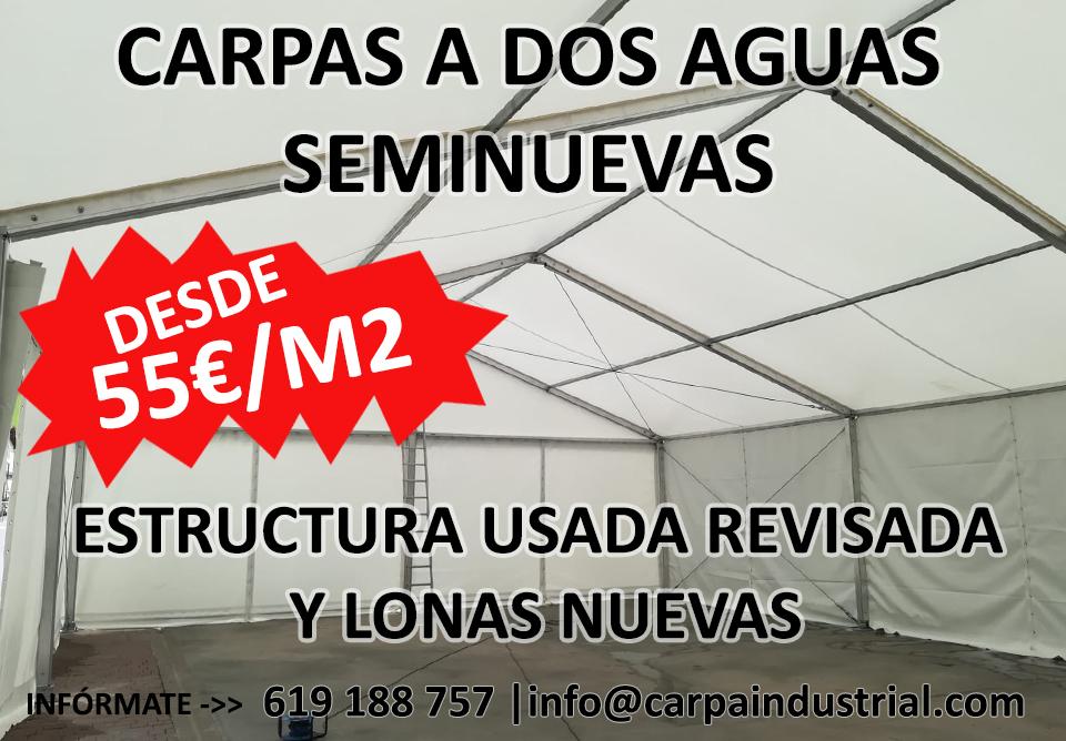 CARPAS USADAS